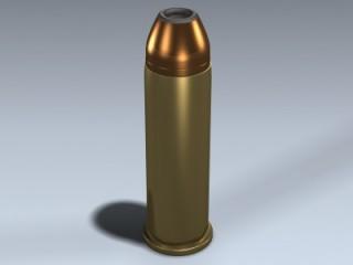 44 Magnum Hallow Point