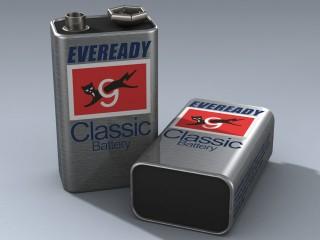 9 Volt Battery