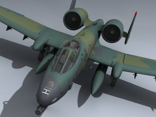 A-10 Thunderbolt II (Play Time)