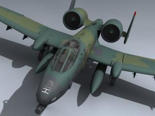 A-10 Thunderbolt II (Play Time)