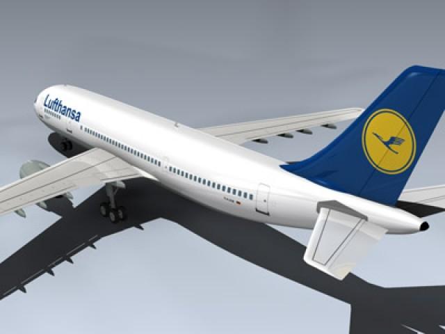Airbus A300-600 (Lufthansa)