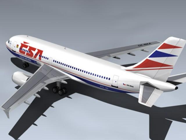 Airbus A310-300 (CSA)