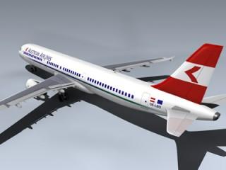 Airbus A321-211 (AUA)