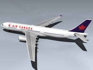 Airbus A330-300 (CAN)