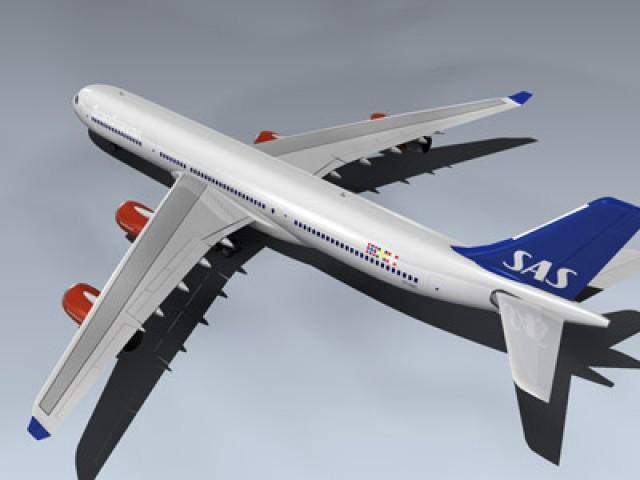 Airbus A340-313X (SAS)