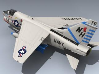 A-7E Corsair II (VA-22)
