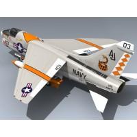 A-7E Corsair II (AJ403 VA-86)