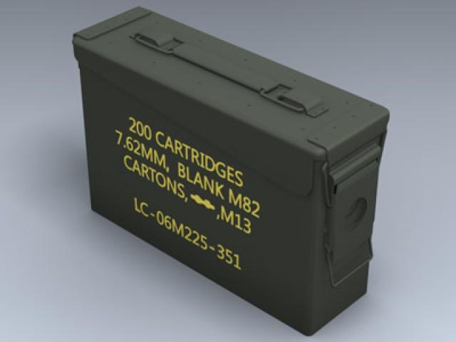 Ammunition Can (30cal)