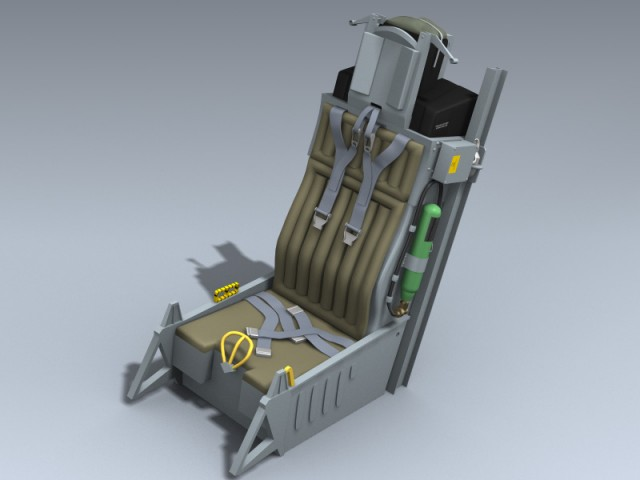 ACES II Ejection Seat F-16 Version