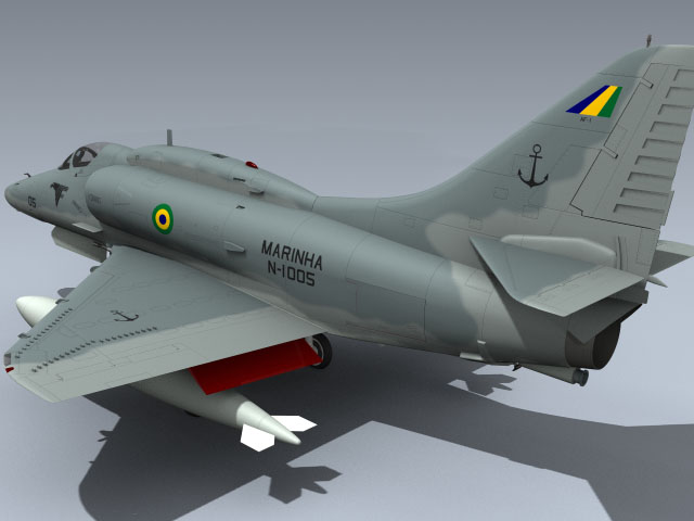 AF-1 Skyhawk (Brazil)