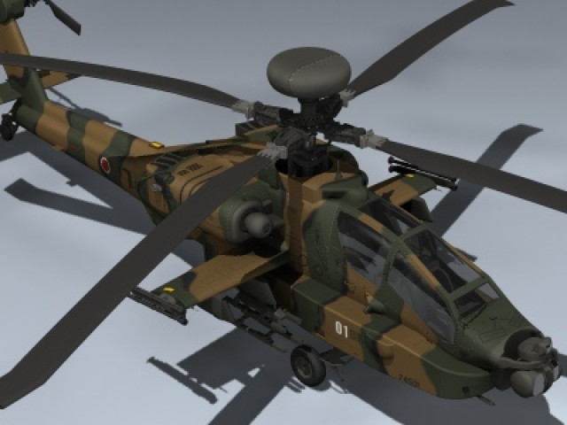 AH-64D Longbow (Japan)