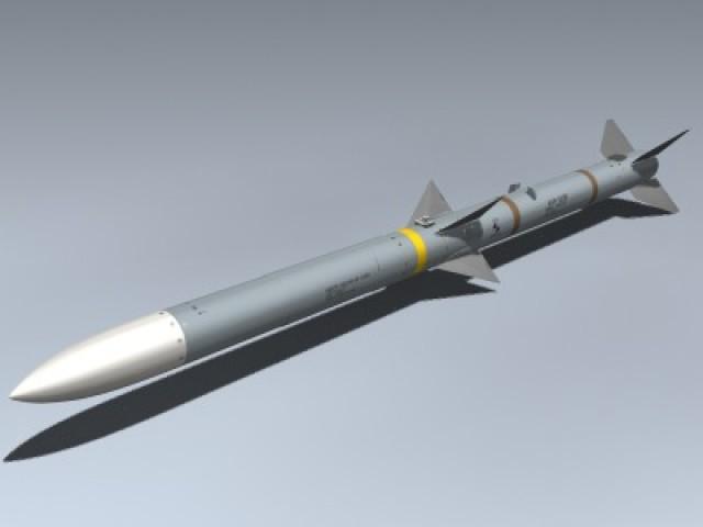AIM-120B AMRAAM