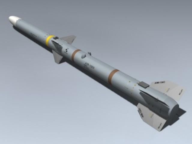 AIM-120C AMRAAM
