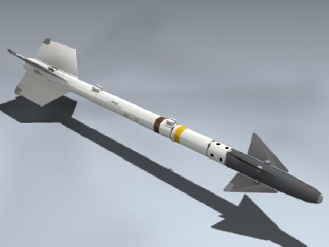 AIM-9D Sidewinder