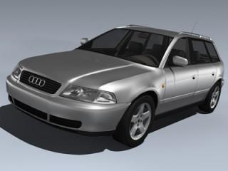Audi A4 Avant (2001)
