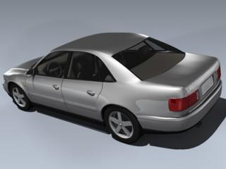 Audi A8 (2001)