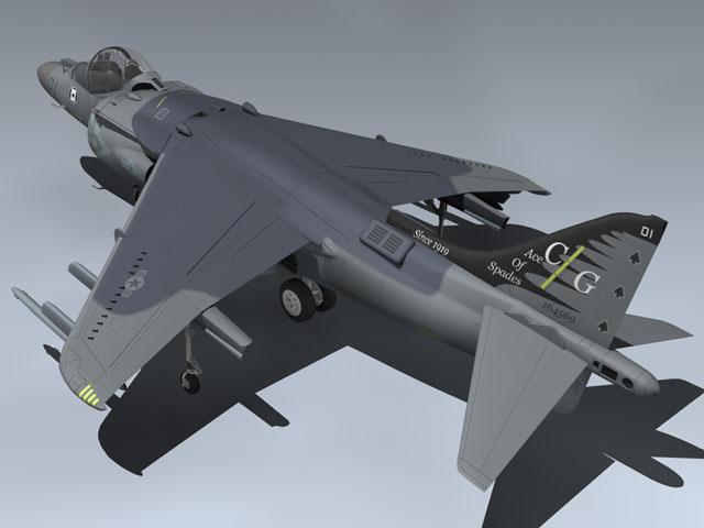 AV-8B Super Harrier