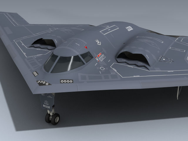 B-2A Spirit