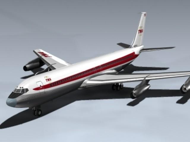 Boeing 707 (TWA)