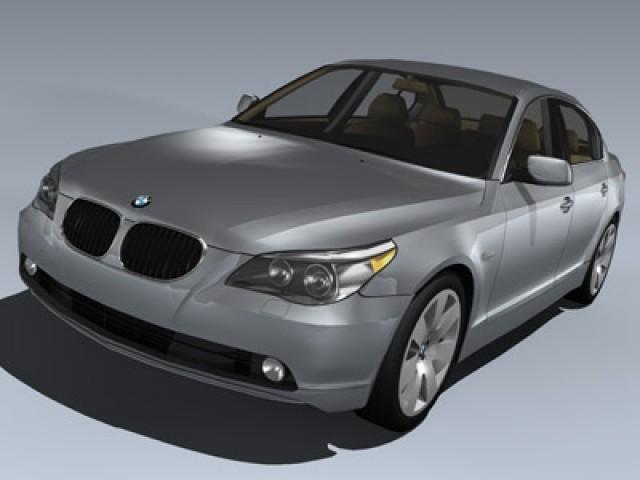 BMW 5 Series Sedan (2004)