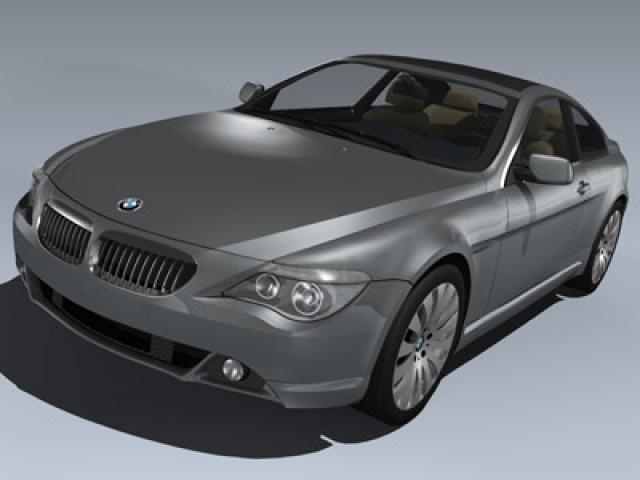 BMW 6er Coupe (2004)