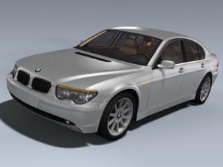 BMW 7-Series Sedan (2002)
