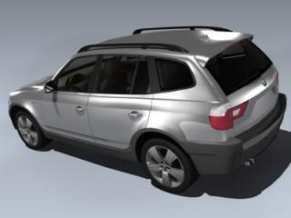 BMW X3 (2003)