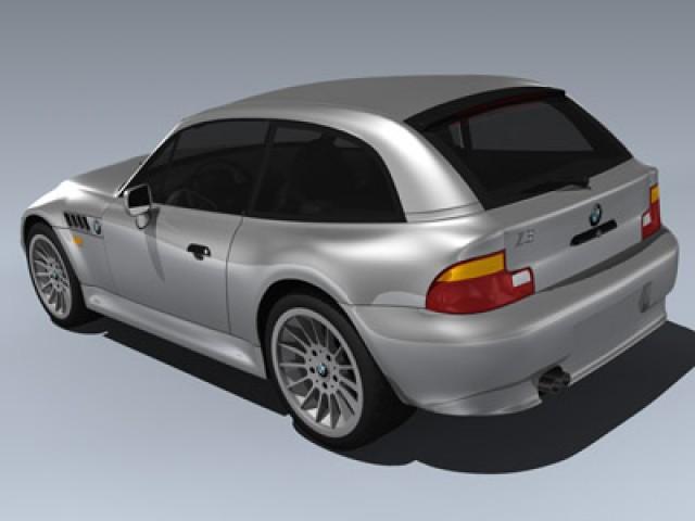 BMW Z3 Coupe (2002)