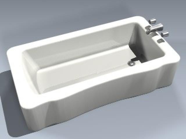 Bathtub 1