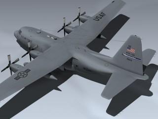 C-130H Hercules (AFRC)