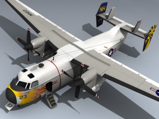 C-2A Greyhound (VRC-30)