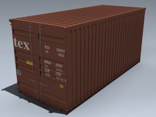 Cargo Container (20Ft)