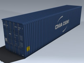 Cargo Container (40Ft)