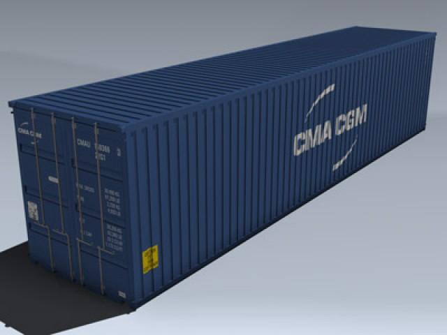 Cargo Container (40Ft)