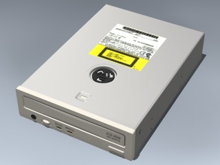 CD Recorder Drive