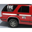 Chevy Blazer Fire Rescue (1998)