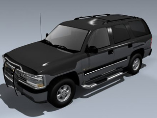 Chevy Tahoe (2001)