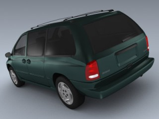 Dodge Caravan (2001)