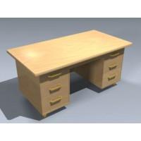 Desk (Wood)