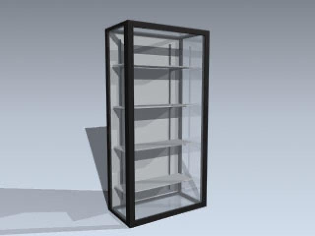 Display Case (Vertical)