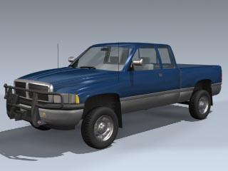 Dodge Ram 2500 V10