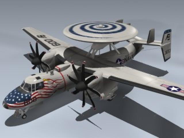 E-2C Plus Hawkeye