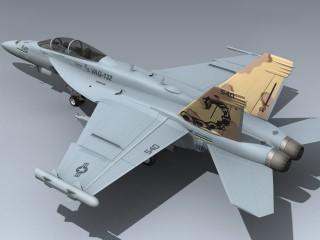 EA-18G Growler (VAQ-132)