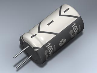 Capacitor (Electrolytic)