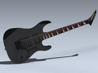 Electric Guitar (Dinky Reverse)