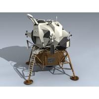 Eagle Lunar Lander LEM