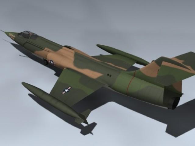 F-104C Starfighter (SEA)