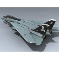 F-14A Tomcat (VF-84 CAG 1991)