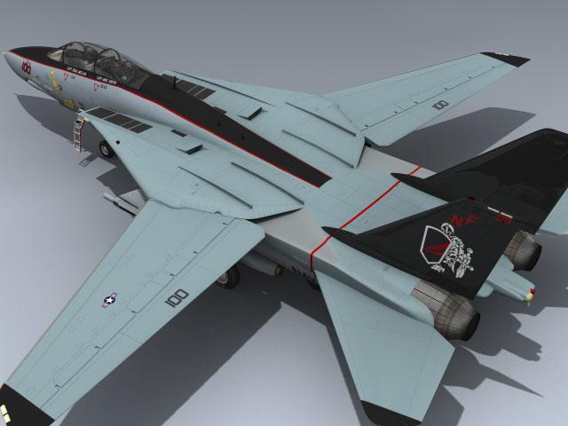 F-14A TARPS Tomcat (VF-154)