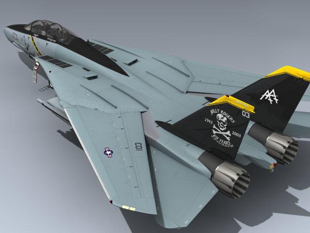 F-14B Tomcat (VF-103 Show Bird)